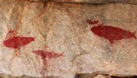 როგორ თევზაობდნენ ძველად ჩილეში: კომიქსები ქვაში