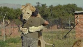 გარეული ცხოველების მოყვარულმა, აფრიკაში, საკუთარი ნაკრძალი გააკეთა (+ვიდეო)
