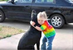 """ბავშვის წერილი: """"ღმერთო გაუფრთხილდი ჩემს ძაღლს!"""""""