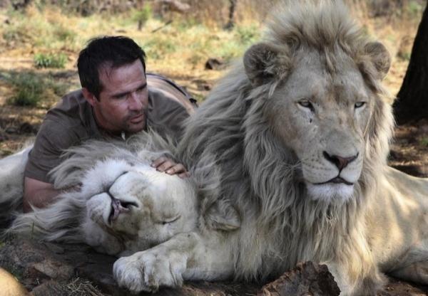 """კევინ რიჩარდსონი და მისი """"თეთრი ლომების სამეფო"""" (+ფოტო & ვიდეო)"""