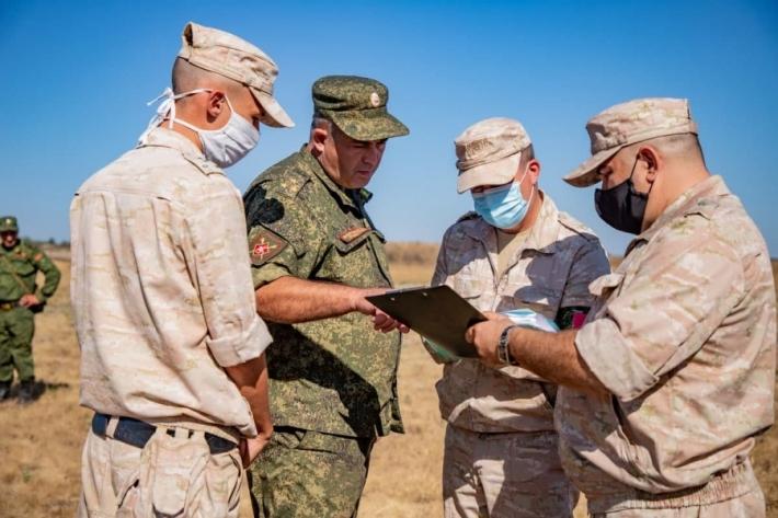 """საერთაშორისო სამხედრო თამაშები """"AрМИ 2021"""" ჩრდილოეთ კავკასიაში ჩატარდება."""