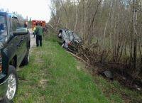 ავტომობილში შეცოცებულმა ობობამ ავარია გამოიწვია