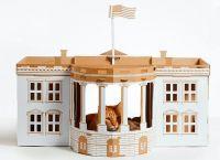 კატის უცნაური სახლები (+ფოტო)