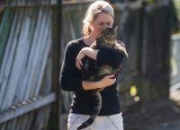 კატა ორ ოჯახში ცხოვრობდა, პატრონებმა მისი საიდუმლო მოგვიანებით შეიტყეს